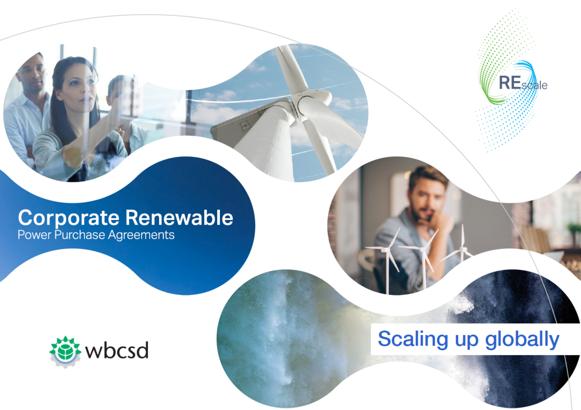 Corporate Renewable Power Purchase Agreements Scaling up globall – Power Purchase Agreements