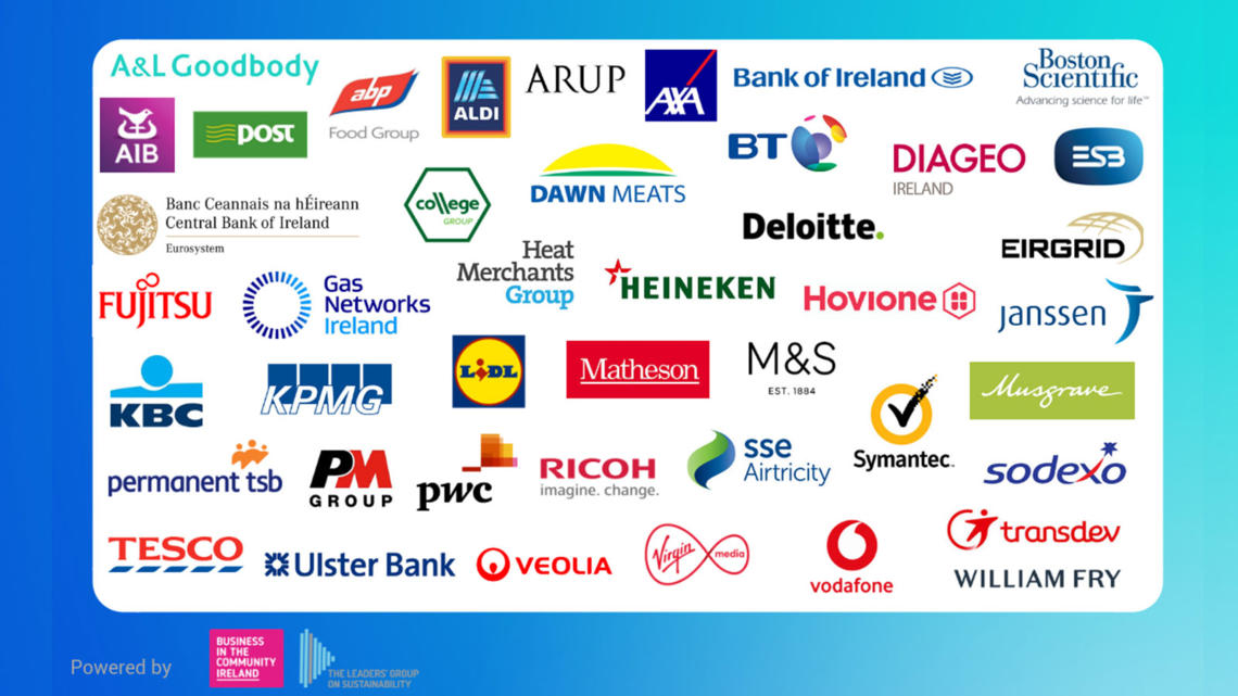 ireland 43 companies sign low carbon pledge to cut emissions