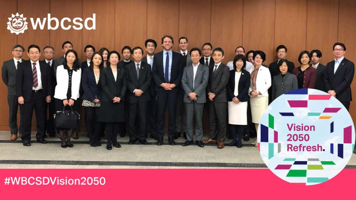 Japan: Business solutions to Society 5.0 and Vision 2050