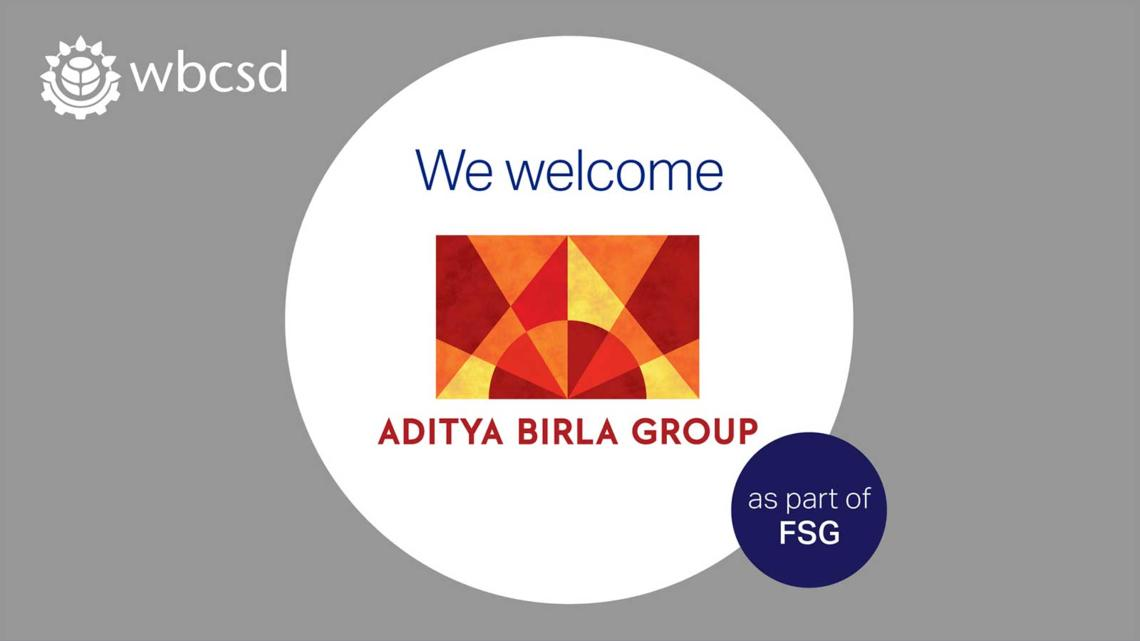 Aditya Birla Group joins the Forest Solutions Group