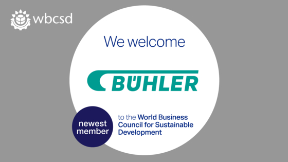 Bühler Group joins WBCSD - World Business Council for