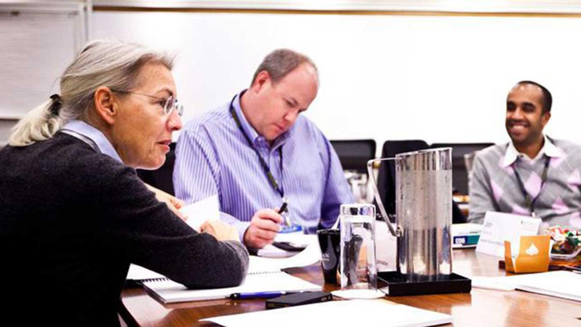 Executive education program: Co-creating a fortune with the