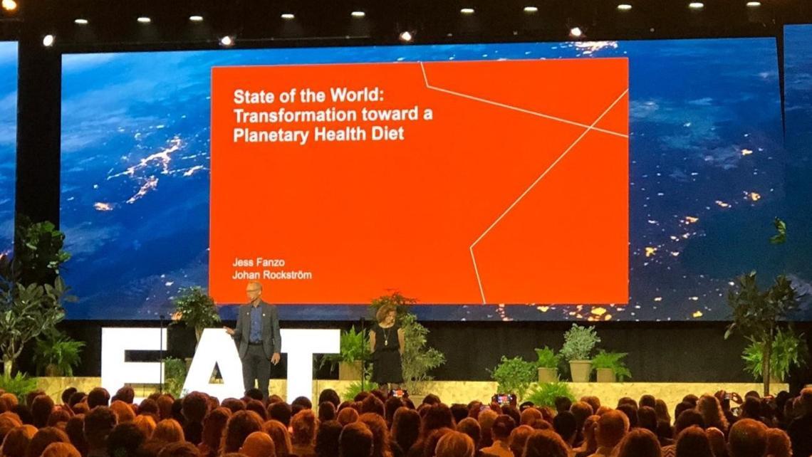 Insider Perspective: EAT Stockholm Food Forum 2019 - World