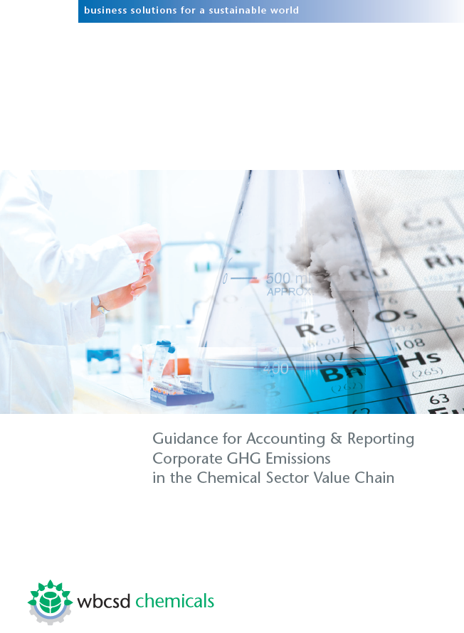 guidance for accounting and reporting corporate ghg emissions