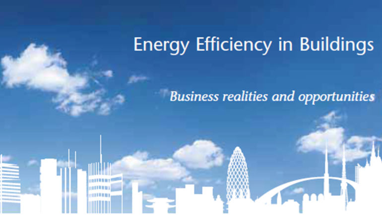 Resources world business council for sustainable development for Facts about energy efficiency